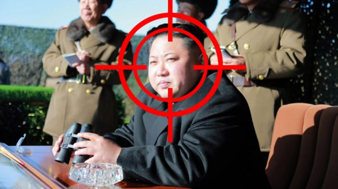 Kim Jong-Un target of CIA