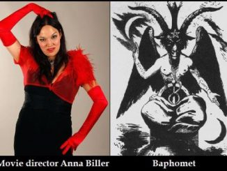 Anna Biller and Baphomet