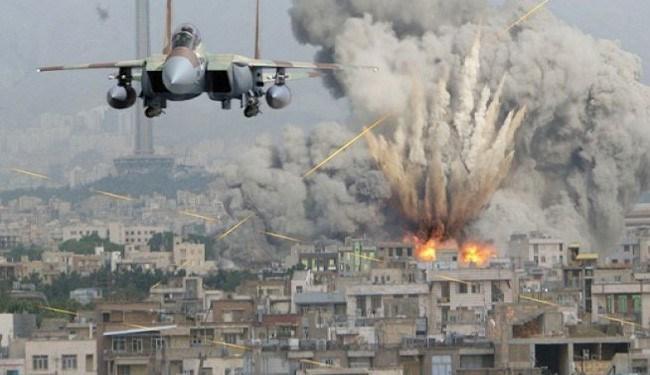 Israel warns iran and syria
