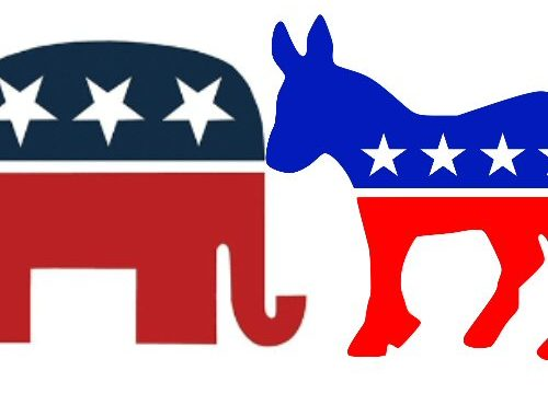 Democrat Republican logo