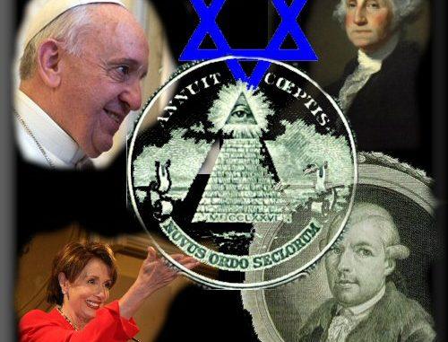 Illuminati, Zionism, Vatican, NWo
